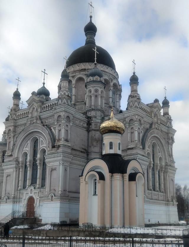 Паломники побывали в Тверской области