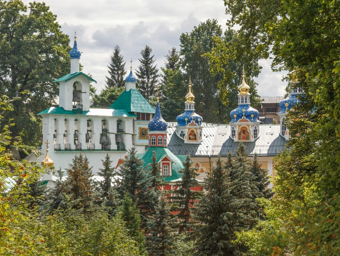 Паломничество в Псковскую область